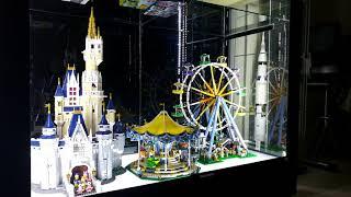 레고 디즈니캐슬&페리스휠 관람차&회전목마