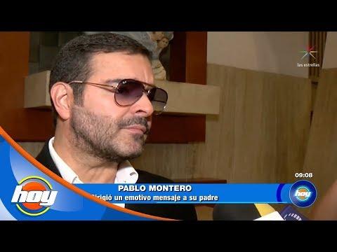 Dan el último adiós al padre de Pablo Montero | Hoy