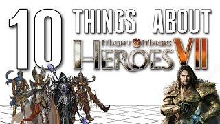 10 Things You Need To Know About Might & Magic Heroes VII