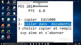 [PES 2017] PTE Patch 6.0