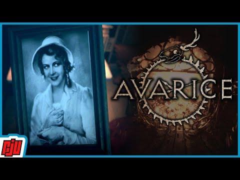 Avarice | Indie Horror Game | PC Gameplay Walkthrough