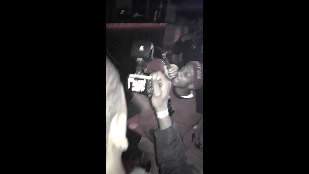 Redboy Performing Live At Club Evilla Atlanta Ga Youtube