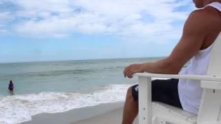 Everondack® Medium Lifeguard Chair (front Ladder) - Mlg 525