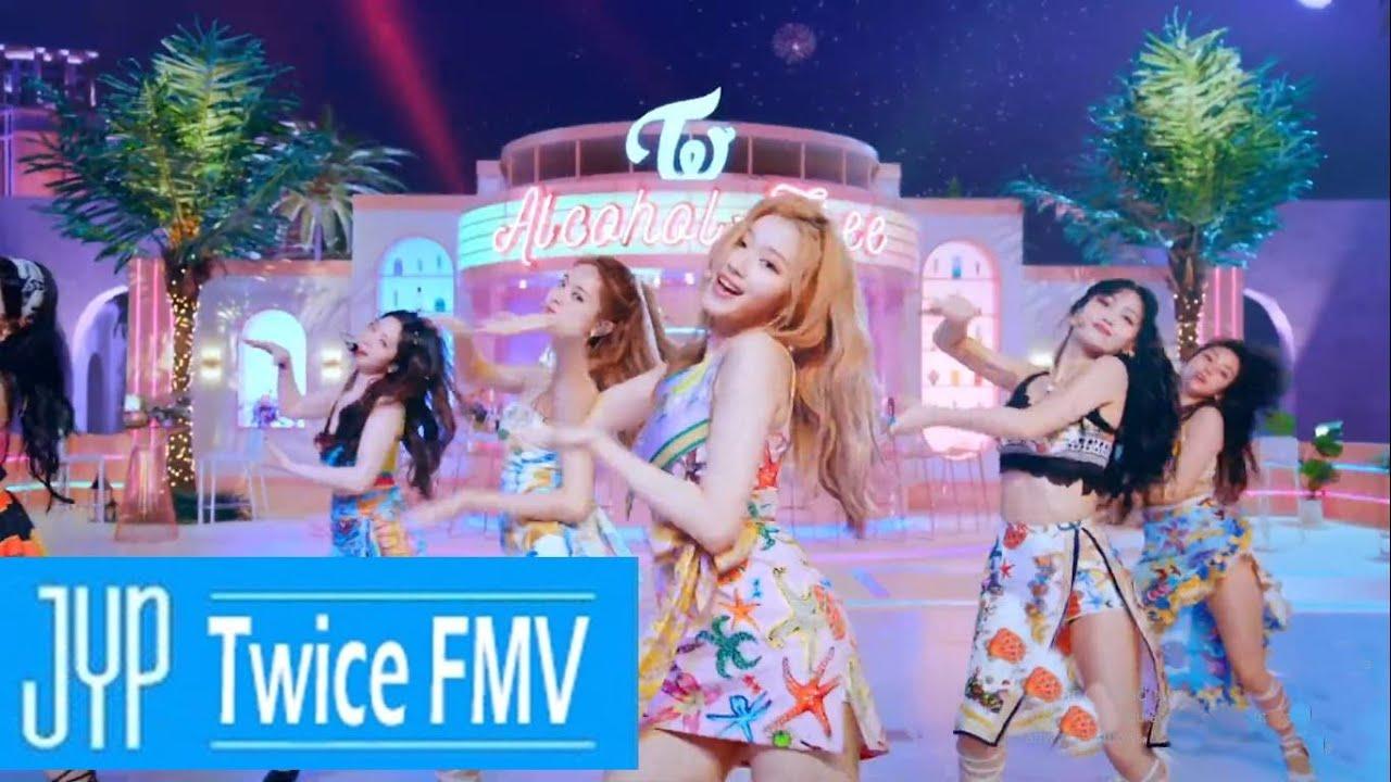 """[ 新曲] 춤선 TWICE (트와이스) -  """"Alcohol Free"""" DANCE LIVE PERFORMANCE COMEBACK  M/V"""