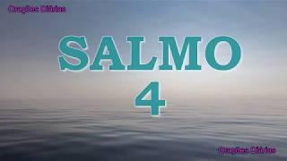 Salmo 4  - Fortaleza e Segurança