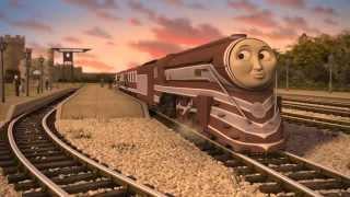 Thomas y sus amigos: Conoce a Caitlin