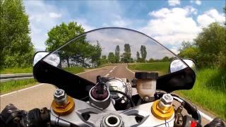 First GoPro Ride Fechinger Berg Zx6r 2006 [1080p]