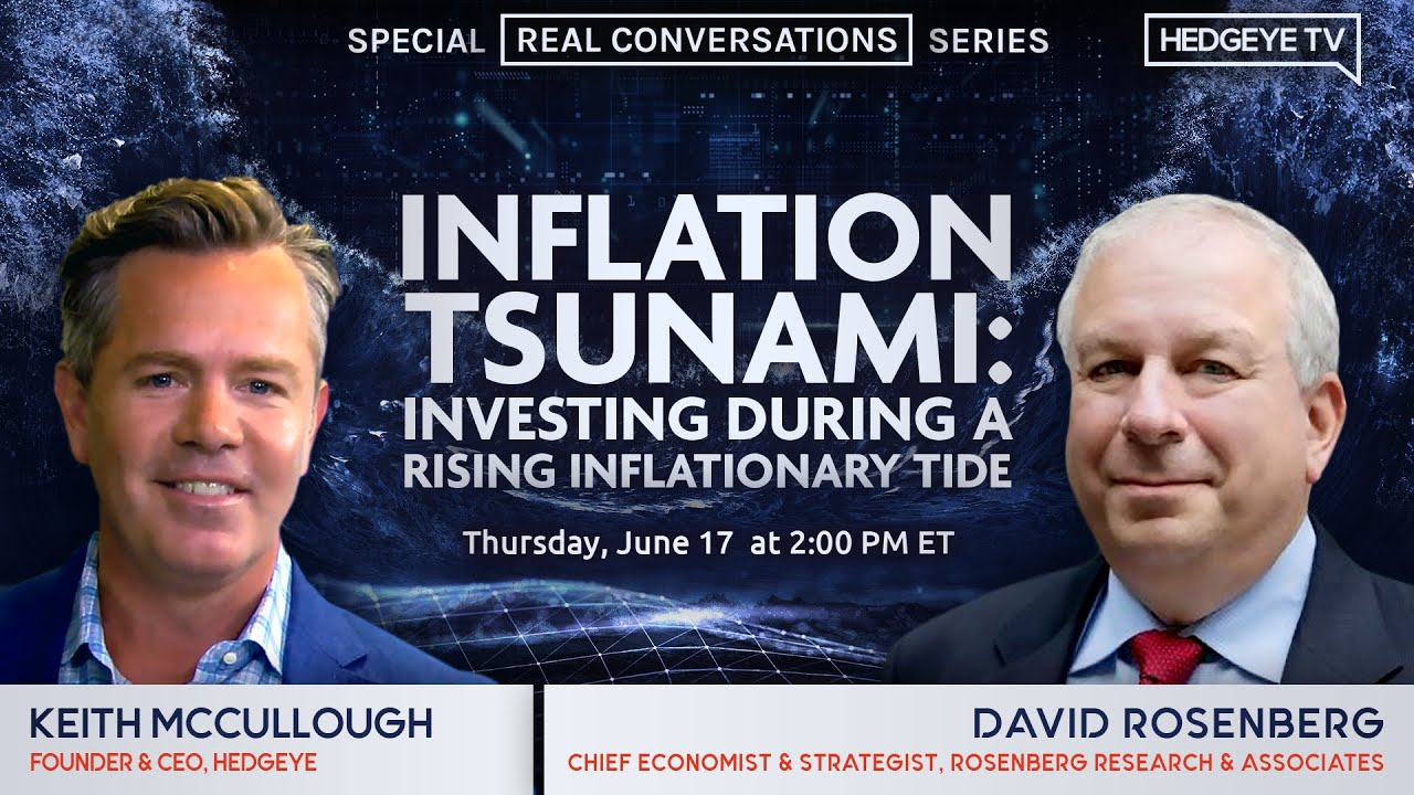 Download Rosenberg & McCullough → Inflation Tsunami: Investing During A Rising Inflationary Tide