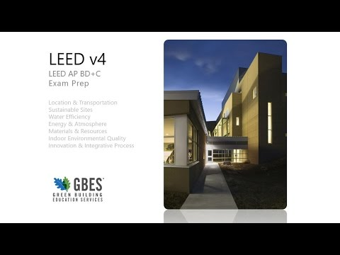 GBES Free Study Session - LEED AP BD+C exam tips