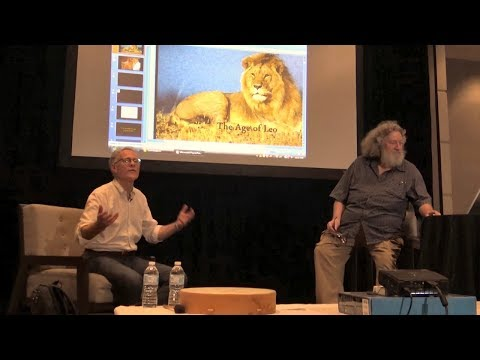 Hancock and Carlson talk Younger-Dryas Catastrophe at Earth-Keeper '18 conference