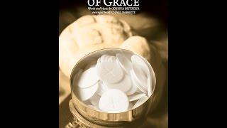 THE MIRACLE OF GRACE (SATB Choir) - Joshua Metzger/arr. Michael Barrett