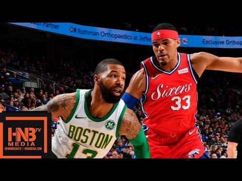 Boston Celtics vs Philadelphia Sixers Full Game Highlights | 02/12/2019 NBA Season