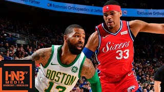 Boston Celtics vs Philadelphia Sixers Full Game Highlights | 02/12/2019 NBA Season
