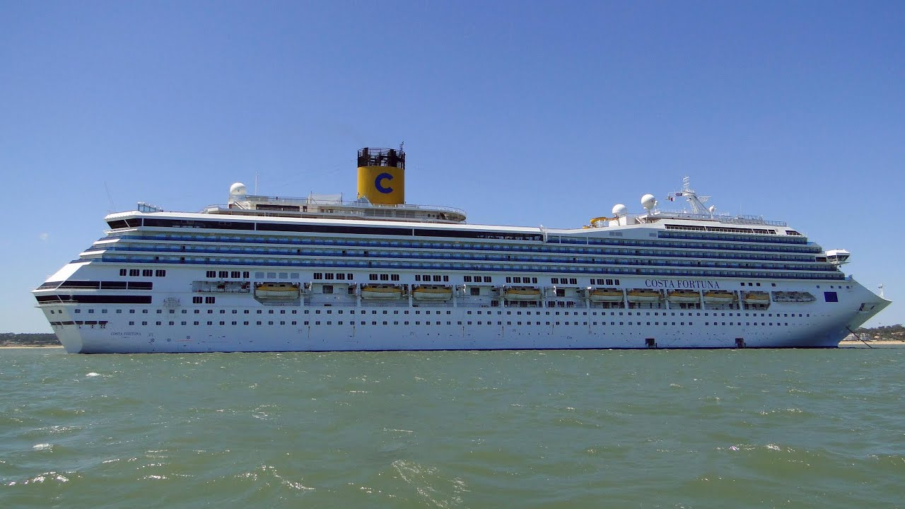 Costa Fortuna Cruise Ship Hd Youtube