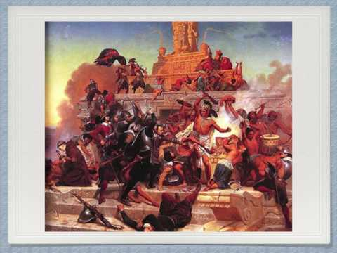 The Spanish Conquests in the Americas