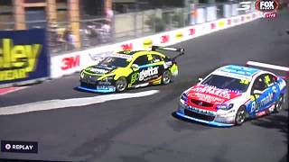 Newcastle 500 Dunlop Super2 Race 2