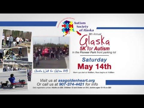 Autism Society of Alaska - Stomp the Stigma (Rev)