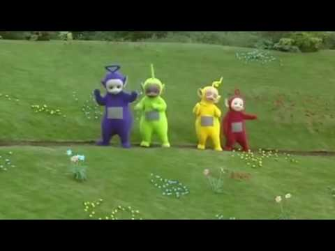 Five Finger Death Punch  Mama Said Knock You Out Teletubbies Edit