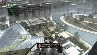 dropping the nuke on black ops 28 gun only killstreak