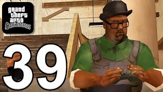 Grand Theft Auto: San Andreas - Gameplay Walkthrough Part 39 - Final Mission (iOS, Android)
