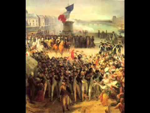 La Marseillaise Français -  Español