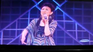 めったに人前で歌わない高橋洋子氏。アニマックスライブで3曲熱唱。 エ...