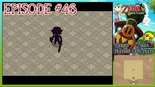 The Legend Of Zelda: Spirit Tracks - Dark Link Duel & The End Of The Earth - Episode 46