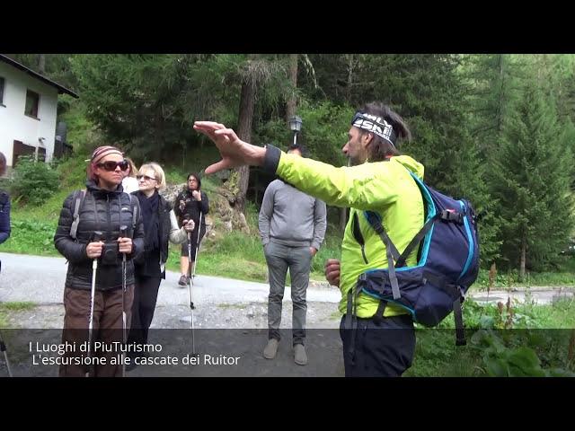 L'escursione alle cascate dei Rutor - La Thuile