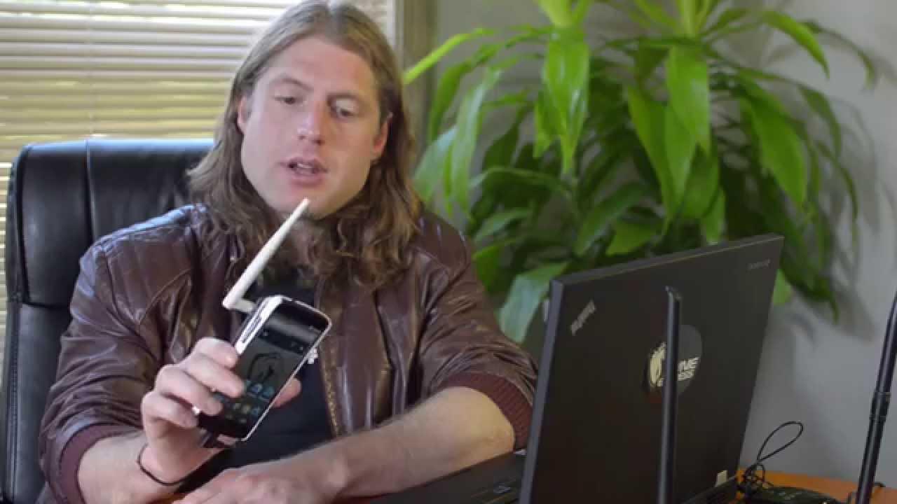 Pwn Phone 2014 Demo