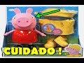 NO CREERÁS LO QUE PROVOCO ESTE JUGUETE DE PEPPA PIG.