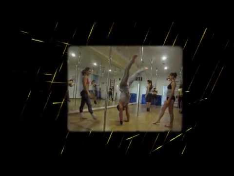 Workout, acrobatics, pole sport - Russia, Tomsk