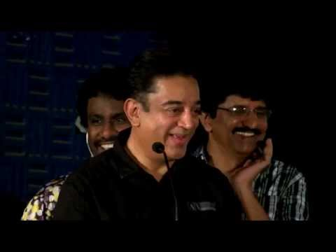 I forget my father's name Actor Kamal Haasan interesting speech-RedPix 24x7