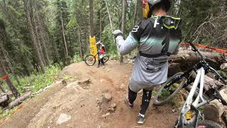 Maxxis Sun Peaks DH - Stan's No Tubes course preview