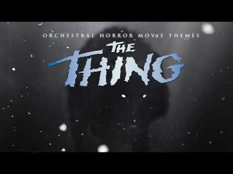Dark Music - The Thing | Halloween Movie Themes Orchestral