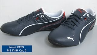 Puma BMW MS Drift Cat 6 Leather(, 2015-07-03T12:22:21.000Z)