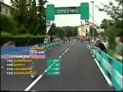 Giro d'Italia 1999 - 18 Treviso Honchar