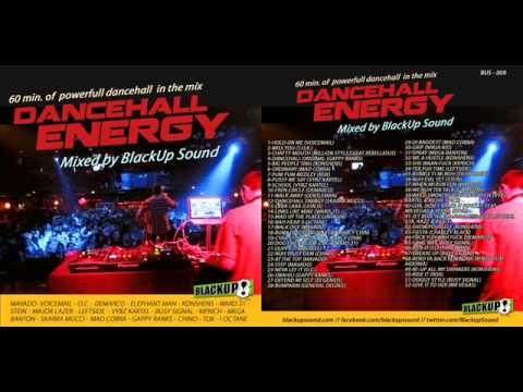 BlackUp Sound - Dancehall Energy (mixtpe - dancehall - 2013)