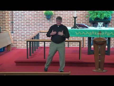 Pisgah Sunday Sermon 9/5/2021