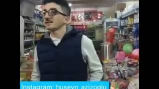 Üç-Üz  ---- Qonşu market (Vine) Hüseyn Azizoğlu