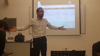 """הרצאה של עו""""ד אברהם ללום בנושא השקעות במזרח אירופה"""