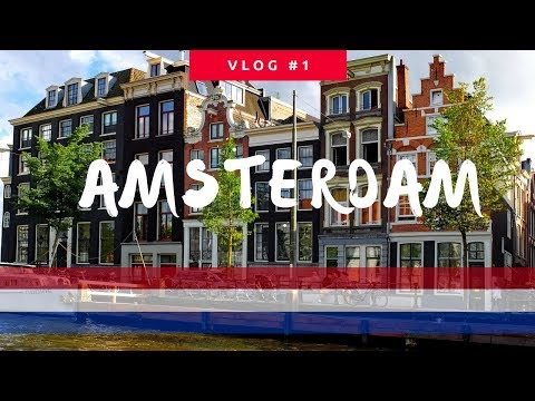 VLOG: AMSTERDAM'DA KAYBOLDUK !  | Amsterdam | Volendam | Zaanse Schans