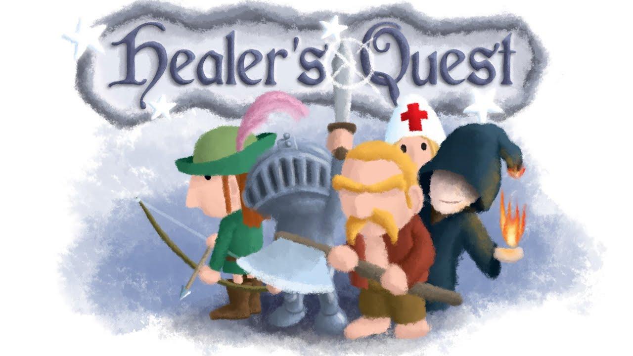 Risultato immagini per healer's quest