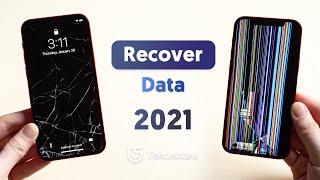 How To Recover Data From Dead Or Broken IPhone - 2021 IPhone Data Recovery