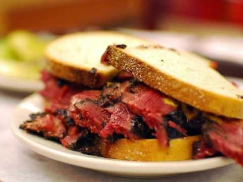 The Top Four Jewish Delis in NYC by Geoffrey Byruch
