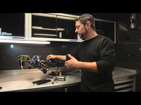 RC Madness BL5 Brushless Conversion for Losi 5T #1 YouTube