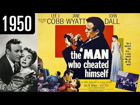 The Man Who Cheated Himself - Full Movie - GOOD QUALITY (1950)