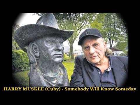 HARRY 'CUBY' MUSKEE - Somebody Will Be Someday (Live 2008)