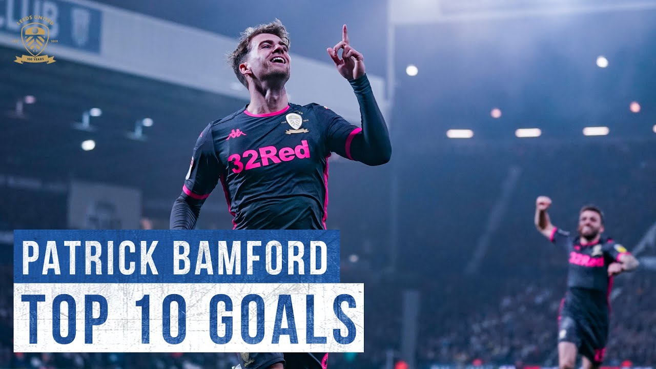 Download Top 10 goals: Patrick Bamford   Leeds United