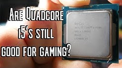 Can an Intel Core i5 4 core game in 2019???