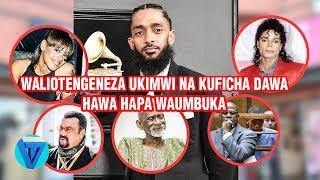 NIPSEY HUSSLE Auliwa KINYAMA kisa Afichua waliotengeneza UKIMWI na KUFICHA DAWA YAKE Huwezi Kuamini